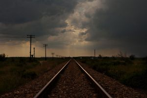 Dimieni railroad III by John77