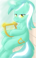 My Sweet Lyra by Lamiaaaa