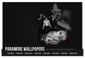 Paramore wallpapers by Czekolaadowaa