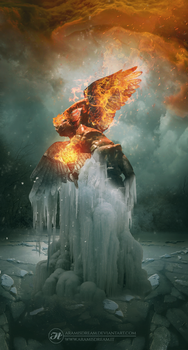 About Ice and Fire by Aramisdream