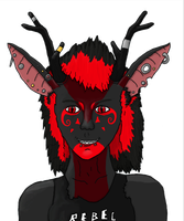 Zenia human form face FINISHED woo by Fourdd
