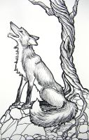 Clever Fox Flattery by HouseofChabrier