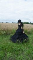 ...Gothic Queen XIX... by Black-Ofelia-Stock