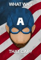 What was that Cap? by TheSFXmaster
