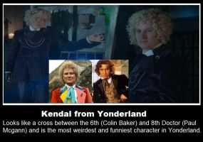 Kendal from Yonderland by Londonexpofan