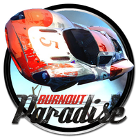Burnout Paradise Icon by mohitg