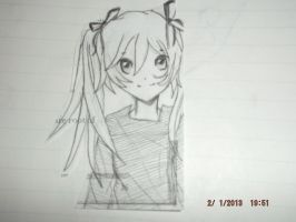 Me? Drawing in Class? Never. by Plapple