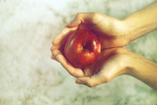 What if adam gave the apple by Stringedheart