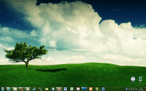 Desktop - February '12 by mGreenie