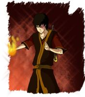 Prince Zuko by Destron23