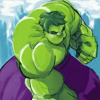 hulk by Nght