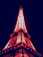 La Nuit - La Tour Eiffel by Gianni36