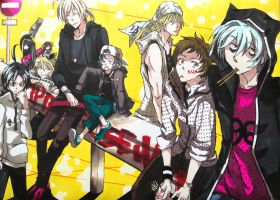 servamp by FDupain