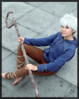 Gurl Lookit that Body (Jack Frost) by KT-ExReplica
