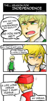 APH:REASON FOR INDEPENDENCE, by nicoputoinol