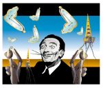 Hello Dali by choffman36