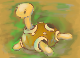 Shuckle by ArtExxo