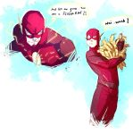 CW FLASH sketches by COLOR-REAPER
