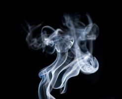 Smoke, or Snake's Head by Krawat93