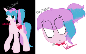 Comparison by HelenM16