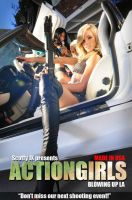 Actiongirls Lamborghini by ScottyJX