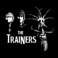Beatles How To Train Your Dragon 2 Crossover Tee by sugarpoultry