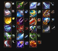 World of Warcraft Icons COVER by AloneAltas
