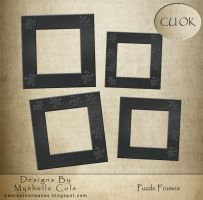 Scrapbooking - Music Frames by shelldevil