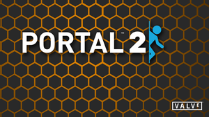 Portal 2 Wallpaper by ChromaticBokeh