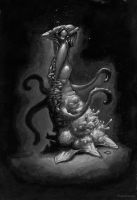 Psuedopod by nightserpent