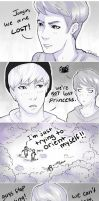 Exo Goes 'Camping' by ToniK9