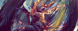 Blaze by echosoflife