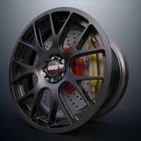 BBS car rims by Shotokanwannabe