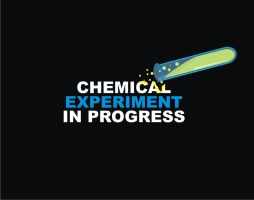 Chemical Experiment in Progres by Thue