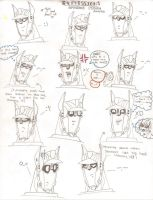 Optimus Prime TFA Expressions by OPGirl106