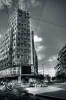 This is Belgrade VII by Michela-Riva