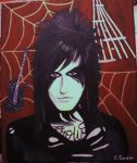 Jake Pitts: Guitarist for Black Veil Brides by GothicLionheart