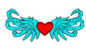 +Heart+With+Wings+ by Heavens-harbinger
