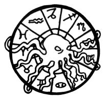 Cthulhu Astrology by papermuse