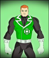 Guy Gardner by DraganD