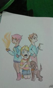 Mother 3 by Chowder01