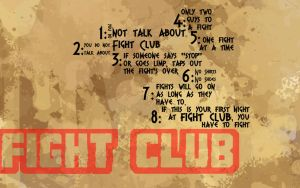fight club by 11PowersXxXJupiter11