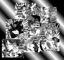 all the vongola gears by tsofli1