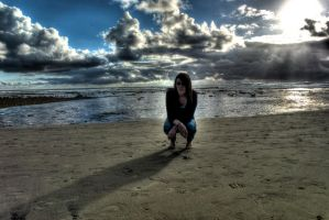 HDR me by OneLuckyAliCat