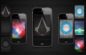 iPhone Wallpapers by stiannius