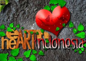eART heART of Indonesia by Chimonk