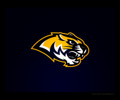 Lapeer West Panthers Logo by matthiason