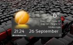New Look At Accuweather Classic Widget by Slavoo123