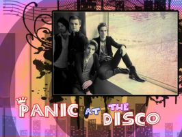 Panic at the disco by Fall-Out-M