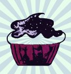 Le Cupcake by Suzsiie